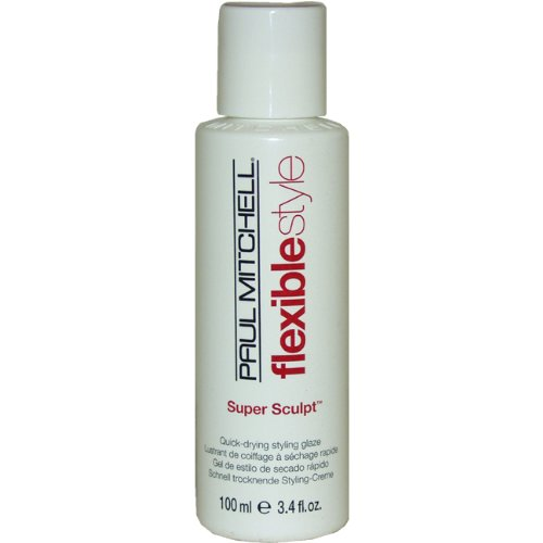 Paul Mitchell Super Sculpt, 3.4 fl. oz. (Glaze Super Paul Sculpt Mitchell)