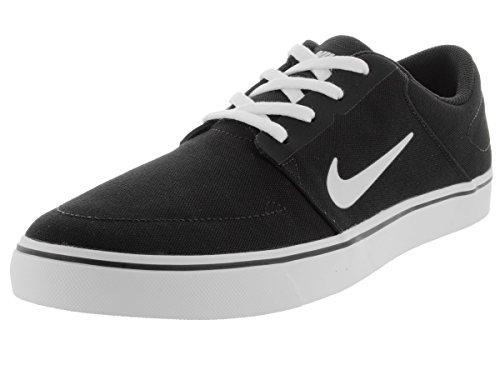 best loved a4830 04ab8 Amazon.com   Nike Men s SB Portmore CNVS Skate Shoe   Skateboarding