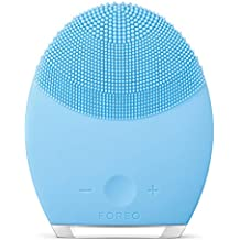 FOREO LUNA 2 Personalized Facial Cleansing Brush & Anti-Aging Face Massager for Combination Skin