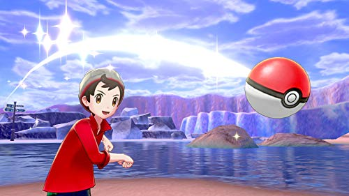 Amazon.com: Pokémon Sword - Nintendo Switch: Nintendo of ...