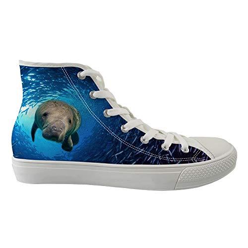 Donna Zeppa Underwater 5 Sandali Con Coloranimal Animal tqCnzwCE