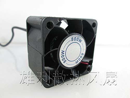 REFIT 800W Cooling Fan 12V 4CM 4028 4cm 1U Server Cooling Fan 40 40 28MM