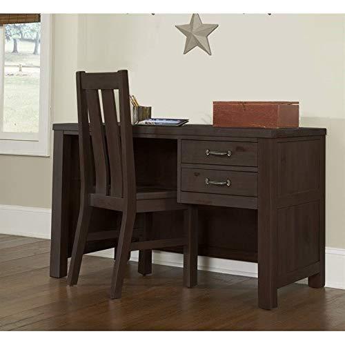 Hillsdale Kids & Teen 48.75 in. Desk in Espresso Finish by Hillsdale Kids & Teen