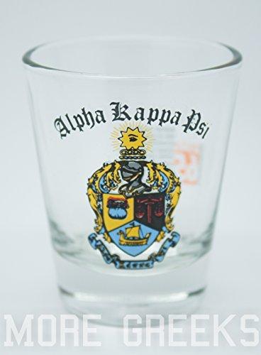 Alpha Kappa Psi Fraternity Shot ()