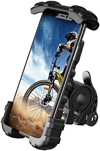 """Lamicall Soporte Movil Bicicleta, Soporte Motocicleta - Universal Rotación 360° Soporte Manillar para Phone 11 Pro MAX, XS MAX, XR, X, 8, 7, 6S, Samsung S10 S9 S8 S7, Huawei, 4.7-6.8"""" SmartphonesDetalles técnicosInformación adicional"""