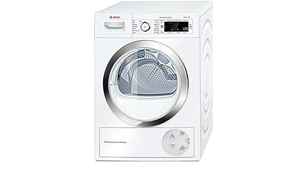 Bosch WTW87560GB Independiente Carga frontal 9kg A++ Blanco ...
