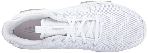 Scarpa Da Running Adidas Per Donna Racer Tr Bianca / Bianca / Argento Opaco