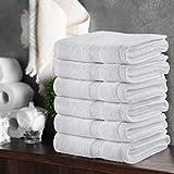 Utopia Towels Premium White Hand Towels