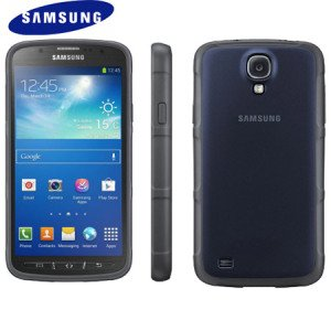 the latest 91c90 dc65d Official Samsung Galaxy S4 Active Protective Cover Plus - Blue ...