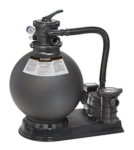 (Hayward VL210T1285S VL Series 1.5 HP Sand Filter System)