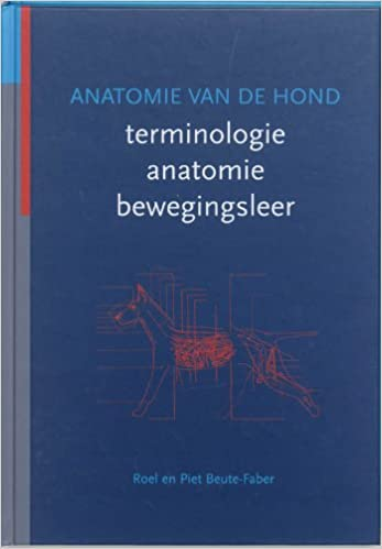 Anatomie van de hond: terminologie - anatomie - bewegingsleer ...