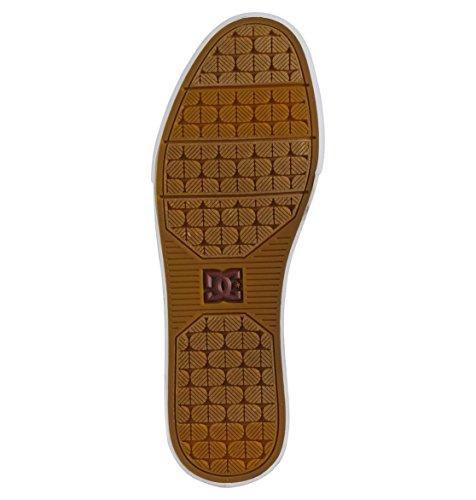 Basses Tonik TX Homme Shoes DC Baskets Marron Blue Red Brown vIqw6nTF