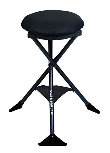 GCI Outdoor 360-Degree Swivel Portable Camping Stool