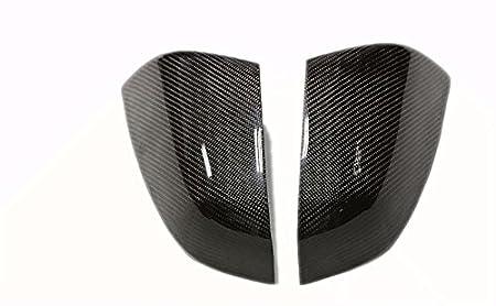 Eppar New Carbon Fiber Mirror Covers for Tesla Motors Model S 2012-2016 (B)