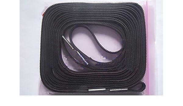 Vivi Audio Cinturón de Transporte – Rollo para HP DesignJet 4000 4500ps Z6100 42 Inch Q1273 – 60228: Amazon.es: Electrónica