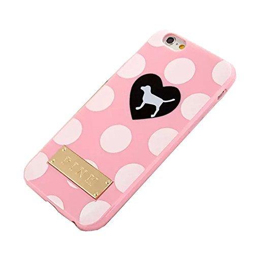 SuperBZ Apple iPhone 6 Letter Love Pink
