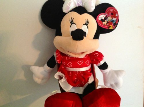 Valentine Edition Minnie Bow-tique Twinkle Bows Plush - Twinkle Disney Doll