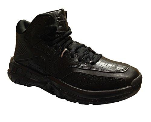 Adidas Performance Mens D Howard 6 Chaussure De Basket Noir / Nuit Métallique