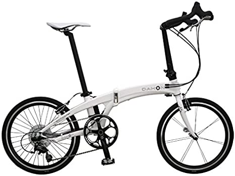 Dahon Vector P30 Bicicleta Plegable Blanca, 30 V, Color Blanco ...