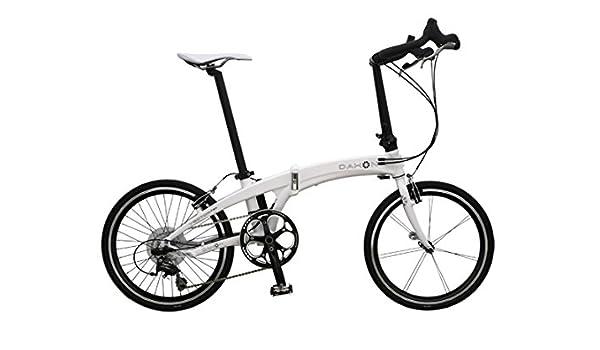 Dahon Vector P30 Bicicleta Plegable Blanca, 30 V, Color Blanco ...