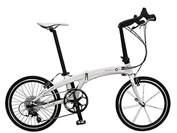 Dahon Vector P30 Bicicleta Plegable Blanca, 30 V, Color Blanco, Tamaño 30 V