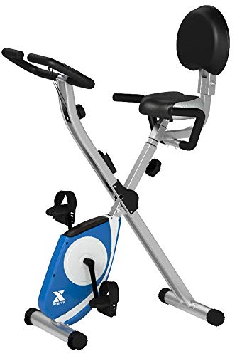 XTERRA Fitness FB350 Folding Exercise Bike, Silver by XTERRA Fitness (Image #12)