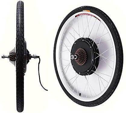 Desconocido KAHE2016 48V 1000W Rueda Trasera eléctrica Bicicleta ...