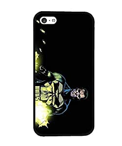 Comics The Punisher Iphone 5c Funda Case - Tough Scratch-Proof Plastic Fit for Iphone 5c