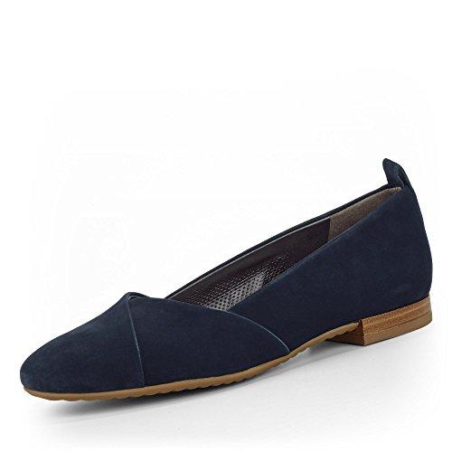 Blau Nubuk Paul Green Royal Donna Sneaker Ocean Y1TzqBw