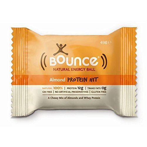 Bounce Appliances - BOUNCE Energy Ball Healthy Food Supplement Protein Vitamin Bar Gluten Free by Bounce