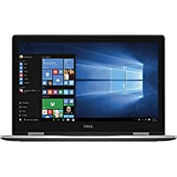 Dell Inspiron 15 7000 Series 2 in 1 15.6-Inch FHD Touchscreen Laptop - 7th Generation Intel Core i7-7500U, 1TB SSD, 12GB DDR4 Memory, Windows 10, Gray
