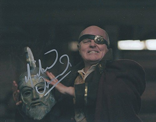 Michael Ironside Turbo Kid - Autographed 8x10 Photo CHA