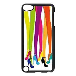 High heels CUSTOM Case Cover for iPod Touch 5 LMc-98406 at LaiMc