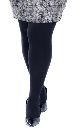 best tights to wear with black dress - 7