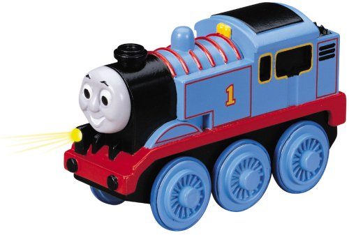 Thomas and Friends Wooden Railway - Battery Powered Thomas by Thomas & Friends