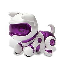 Perro Tekno Newborns Pet Robot, Púrpura
