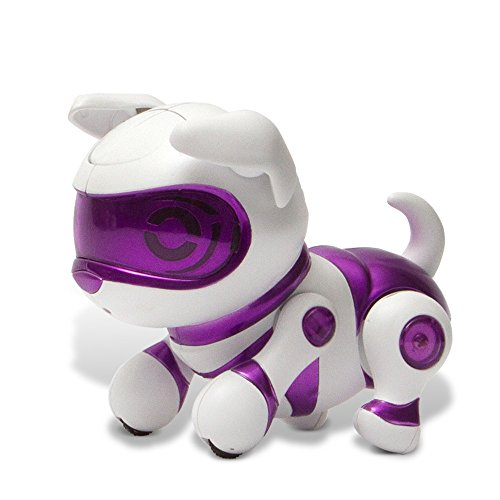Tekno Newborns Pet Robot Dog, (Walk Like A Robot)
