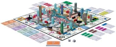Hasbro Juegos en Familia Monopoly City 01790105: Amazon.es: Juguetes y juegos