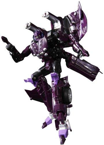 Transformers Alternity A-04 Okamora Orochi Skywarp Purple