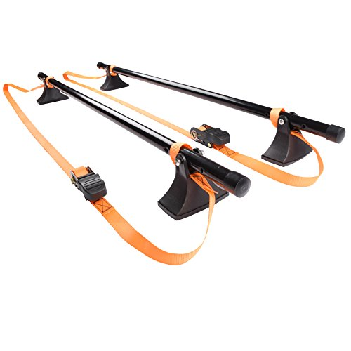 Seah Hardware Universal Roof Rack Cross-Bars 2 PC. 48 Inches ()