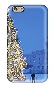 Protective Christmas Trees Pictures Phone Case Cover For Iphone 6