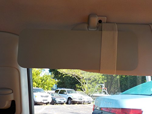 dc30366e31e 1 Pair of Tan Visormates - Side Window Sun Visor Extenders for 07 -14 (Not  Trucks or Cargo Vans) - Buy Online in UAE.