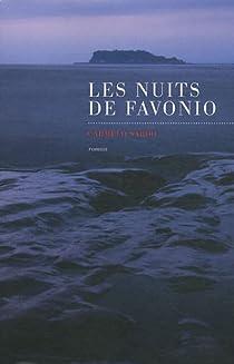 Les nuits de Favonio par Sardo