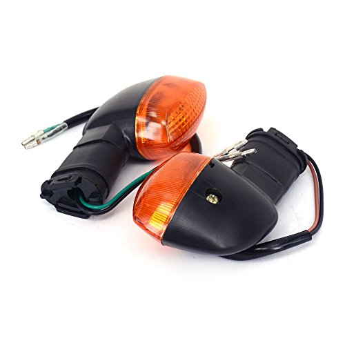 Len Front Turn Turning Signal Indicator Light Lamp For Yamaha YZF R1 R6 FZ1 FZ6 All Years: