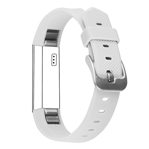 Acbee Watch Buckle Design Band For Fitbit Alta Perfect Replacement Of Original Band Never Fall Off White Buy Online In Gambia Acbee Products In Gambia See Prices Reviews And Free Delivery
