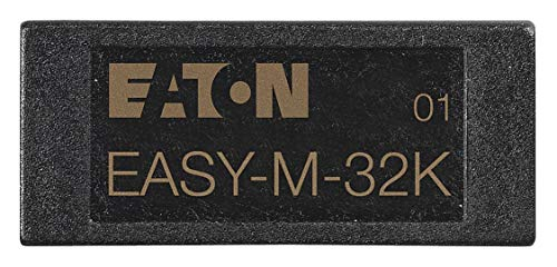 Eaton Memory Module, For Use With Easy 500, 700 and 800 Series, Includes Memory Mod Easy 500/700 - EASY-M-32K
