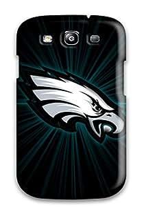 Cute Tpu DavidMBernard Philadelphia Eagles Case Cover For Galaxy S3