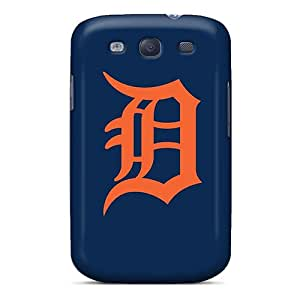 DannyLCHEUNG Samsung Galaxy S3 Anti-Scratch Hard Phone Cases Custom HD Baseball Detroit Tigers 1 Image [RyM3371Gouz]