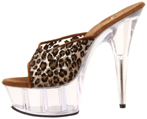 Mujer Vestir De Para Zapatos Pleaser AIxqCaTC