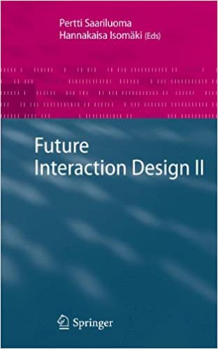 Future Interaction Design II (No. 2)